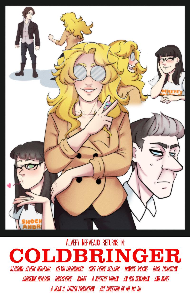 Coldbringer Cover Page